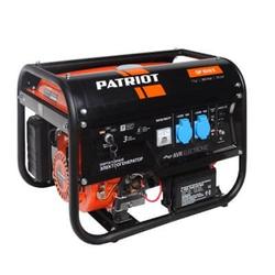 Patriot GP 3510E Генератор бензиновый Patriot Бензиновые Генераторы