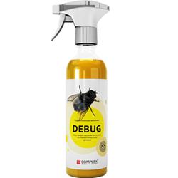 Complex DeBug 0,5л, очиститель следов насекомых Vortex Автохимия Автомойка