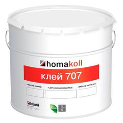 Homakoll 707 Клей для водостойкого склеивания дерева D4 полиуретановый однокомпонентный Homakoll Клей для дерева Столярные станки
