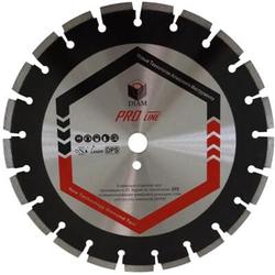 DIAM Асфальт ProLine 030630 1A1RSS алмазный круг для асфальта 350мм Diam По асфальту Алмазные диски