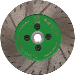 DIAM Гранит-C Master Line 000559 алмазный круг для гранита 125x2,7x8,0xМ14 с фланцем Diam По граниту Алмазные диски