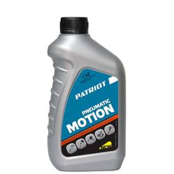 Patriot Pneumatic Motion пневматическое масло (1л) Patriot Запчасти Пневматический