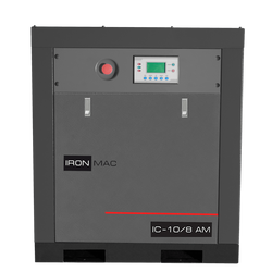 Винтовой компрессор Ironmac IC20/10 AM 10 2.15 (м3/мин.) Ironmac Винтовые Компрессоры